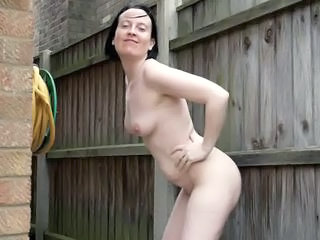 Amateur  Nudist Outdoor