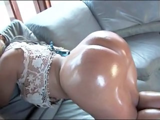 Amazing Ass  Oiled