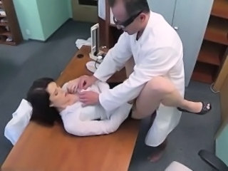 Clothed Doctor  Amateur