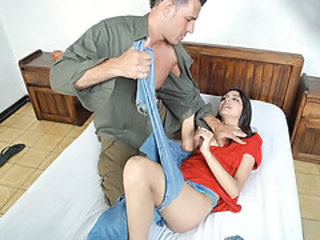 Forced Hardcore Latina Teen