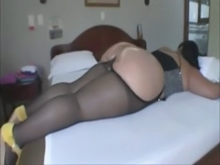 Ass  Latina  Pantyhose