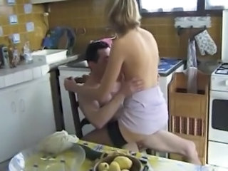 European French Kitchen  Riding Wife French