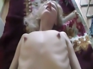 Amateur Homemade  Nipples Orgasm Skinny Small Tits Wife