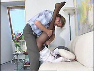 Forced Hardcore Pantyhose