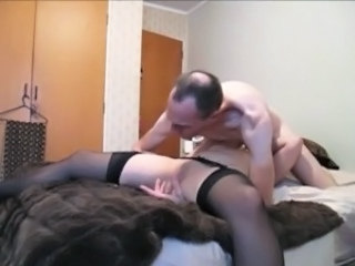 Amateur Blowjob Daddy Daughter Homemade Old and Young Stockings Grandpa