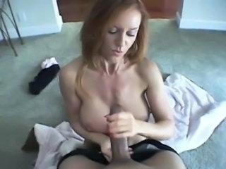 Big Tits Handjob Interracial  Pov Jerk