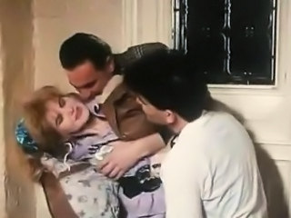 Forced Hardcore  Vintage Milf Ass Forced