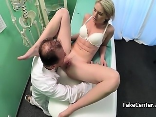 Daddy Doctor  Pussy Shaved Doctor Cock Daddy Big Cock Milf