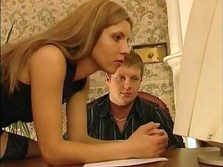 Amazing Cute Secretary Teen
