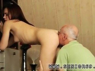 Daddy Licking Old and Young Teen