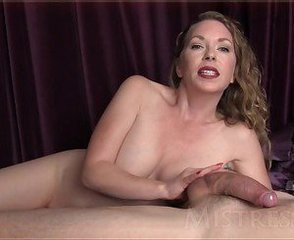 Amazing  Handjob Mature