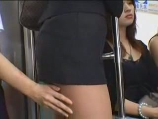 Asian Bus Public Skirt