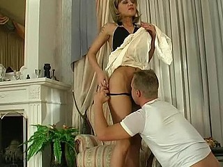 Licking Mature Mom Old and Young