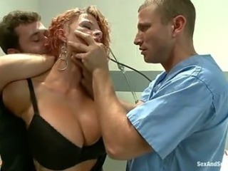 Big Tits Forced Hardcore  Redhead Slave Threesome Mistress