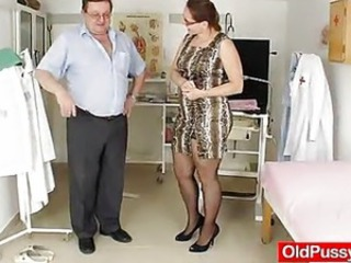 Doctor  Older Uniform Gyno