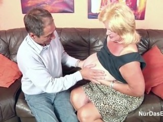 Big Tits Mature Older Grandpa Monster