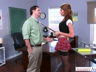 Cute Old and Young Stockings Student Teacher Teen Coed