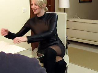 Amateur Wife Leather