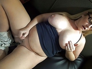 Amateur  Glasses Masturbating Mature Hotel