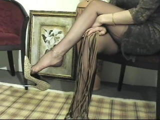Feet Legs Stockings Vintage Foot Stockings