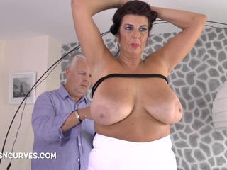 Big Tits British European Mature Natural Schoolgirl British
