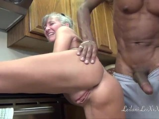 Amateur Ass Kitchen Mature TOE