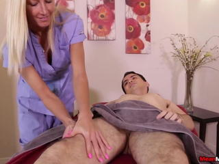 Babe Massage Tied Forced