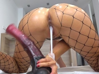 Ass Creampie Fishnet Solo Teen