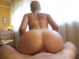 Ass Pov Riding Teen