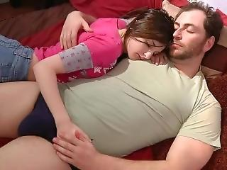 Amazing Daddy Daughter Drunk Family Old and Young
