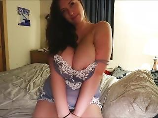 Big Tits Lingerie Natural Wife Dress