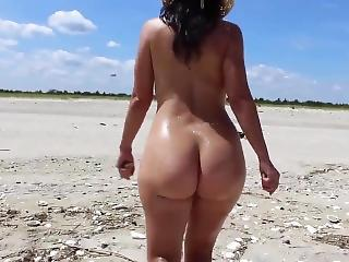 Amateur Ass Beach Brazilian Girlfriend Latina Teen