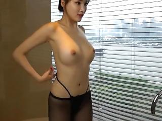 Amazing Asian Chinese Office Secretary Chinese