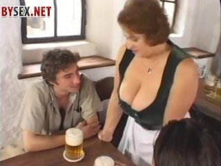 Big Tits Drunk Mature