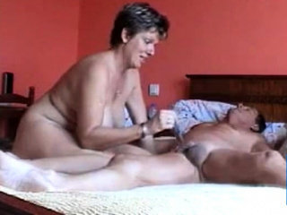 Amateur Mature Older Wife Son