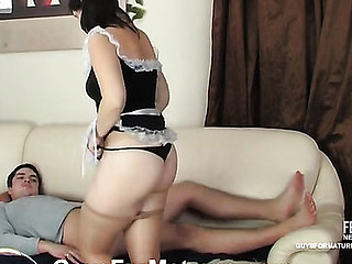 European French Maid Mature Mom Old and Young Uniform Old And Young French Mature French + Maid Maid + Mature European French