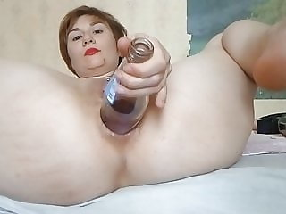 Amateur Anal  Masturbating Mature Toy Webcam Dirty