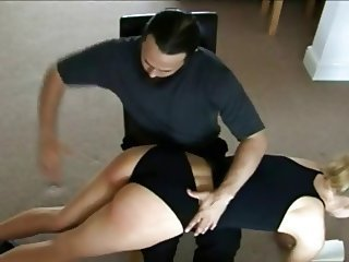Ass Panty Slave Spanking Wife