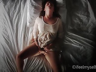 Amazing Masturbating  Orgasm