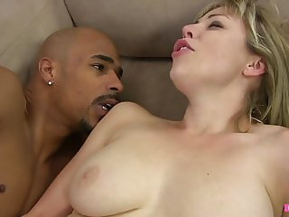 Amazing Anal Interracial  Natural