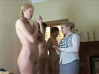 Mature Old and Young Slave Stripper Teen Vintage