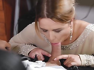 Amazing  Blowjob  Natural Office