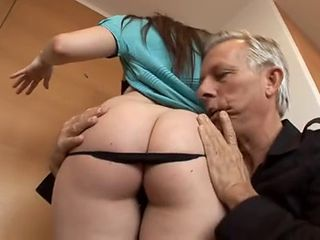Ass Daddy Daughter Family Old and Young Teen