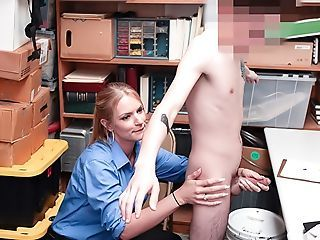 Handjob  Old and Young Uniform