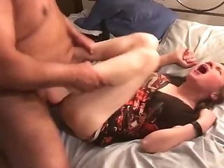 Amateur  Forced Pain Teen