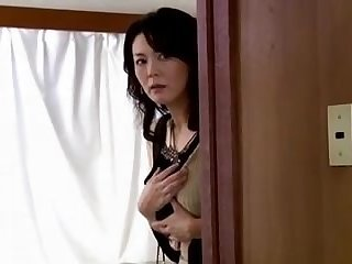 Amazing Asian Japanese Mature Wife Daughter
