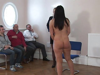 Amateur Maid Spanking Teen