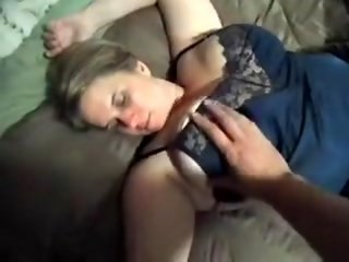 Amateur Big Tits Chubby Homemade  Pov Sleeping Wife