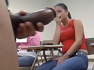 Interracial Student Teen