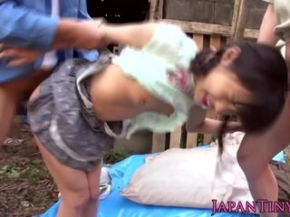 Asian Forced Hardcore Pain Small Tits Teen